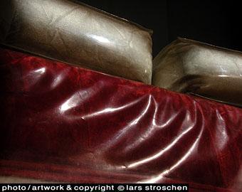Propeller Island Galerie Art Fotoart Sofa in plastic sofa in plastic