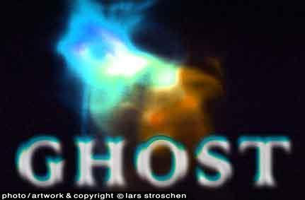 Propeller Island Galerie Art Graphic Ghosts ghosts1